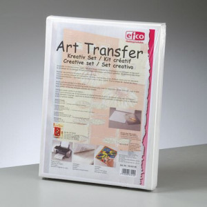 Art Transfer Set, 52 - teilig