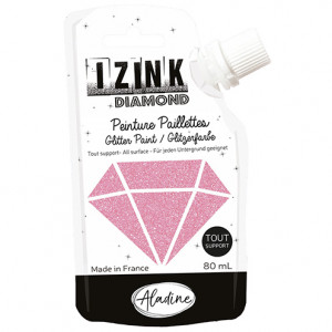 IZINK DIAMOND, 80 ml, rose